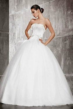 Принцесса свадебное платье