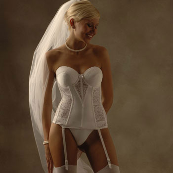 Нижнее белье для невесты